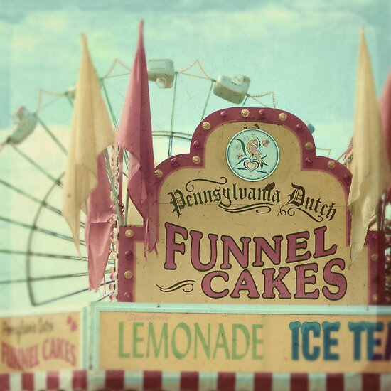 funnel cakes by SylviaCook