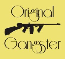 original gangster by TigerStriped