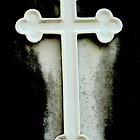 White Cross by Anthony Sarow