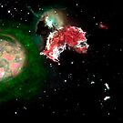 Birth of a Nebula by Trevor Kersley