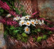 Flower - Seat Reserved by Mike  Savad