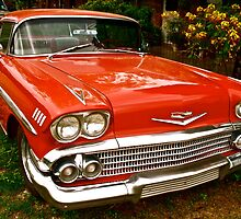 Red Caddy Baby by Dr. Charles Taylor