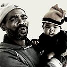 Double duty - Motherless Child  by iamelmana
