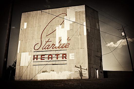 Starlite Theatre Revisited by Trish Mistric