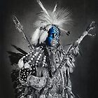 traditional dancer BLUE by ralburg
