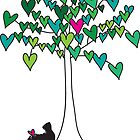 Heart Tree by RocketGirl