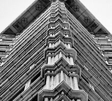Reliance Building Detail, Chicago, Daniel Burnham by Crystal Clyburn