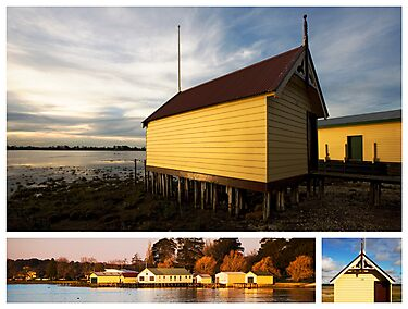 Boatshed # 14 by Craig Holloway