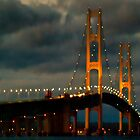 Mackinac Bridge 100210 by Theodore Black