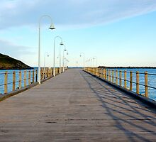 Coffs Harbour Jetty by Lauren Waters