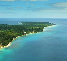 Vanuatu by air by kkphotos