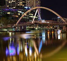 The Southgate Bridge by Andi Surjanto