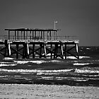 largs bay jetty by paul erwin