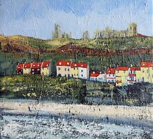 Whitby Scene by Sue Nichol