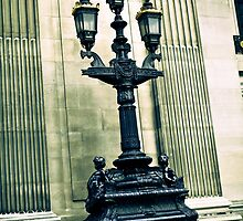 10 Trinity Square - Lampost by Stanley Tjhie