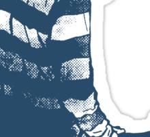 Leroy (OG-BLUE) Sticker