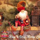 Have a Very Merry Christmas - Card by Gayle Dolinger