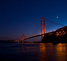 Golden Gate Bridge, San Francisco, CA by vthokiegirl05