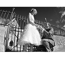 Wedding 1.44 Photographic Print