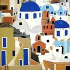 Santorini by Shulie1