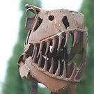 Scrap-metal-a-saurus by pallyduck