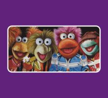 Fraggle Rock Band T-Shirt