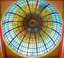QVB Skylight by TonyCrehan