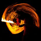 Playing with fire (5) by Laurent Hunziker