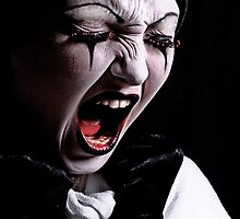 Pierrot's Fear by hannahelizabeth