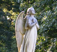 Wings of Love Angel by Marie Sharp