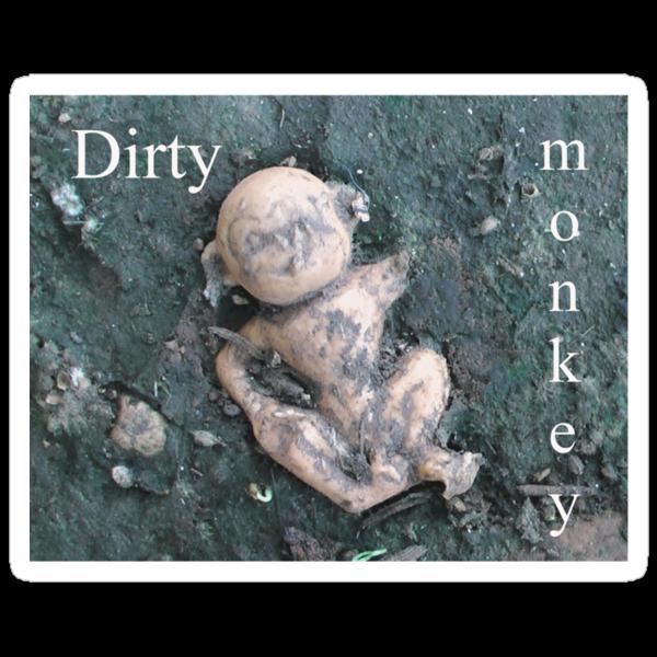 Dirty Monkey 2 by Margaret Bryant
