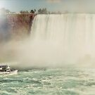 Maid of the Mist by missmoneypenny