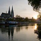 Regensburg by Quasebart