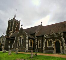 The Church Of St Mary Magdalene. Sandringham. by JJsEscape