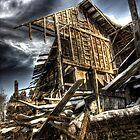 Old Barn by Andy Milford