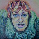 Needled and Pinned - Up Close by DreddArt