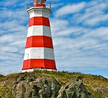 Nova Scotia Lighthouses by David Davies