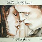 Bella and Edward by Rayven Collins