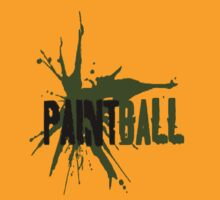 Paintball Army green (dark) by Frank Primeau