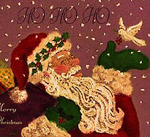 Ho Ho Ho by AngelinaLucia10