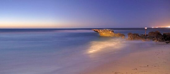 Trigg Beach - Western Australia  by EOS20