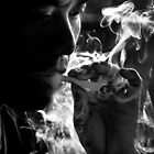 Blowing Smoke by Komang