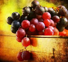 Grapes of the Fall by Dragos Dumitrascu