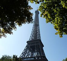 Eiffel Tower by solena432