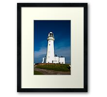 Flamborough Head Lighthouse Framed Print