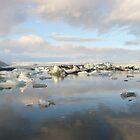 Glacier lake by pljvv