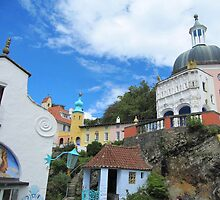 Portmeirion by iangmclean
