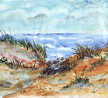 Marram Grass by Maree  Clarkson
