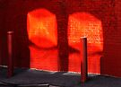 Red Wall by pmreed