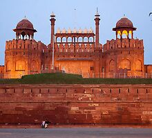 Red Fort-The World Heritage by Mukesh Srivastava